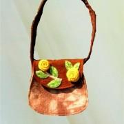 Roses Side Bag