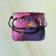 Bag -Jap Mala - Purple