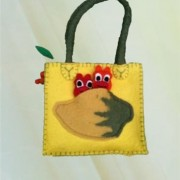 Monkey Bag - Yellow