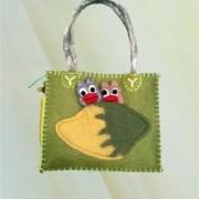 Monkey Bag - Green
