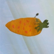 Carrot Purse