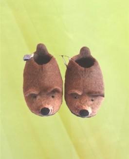 Bear Shoes