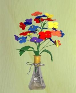 AK colorful flower