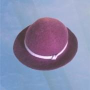 Plain Hat with knots