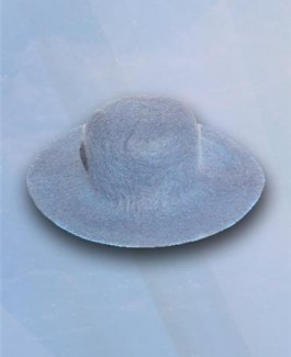 Brim hat - Light Blue