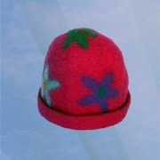 Dome Flower Hat