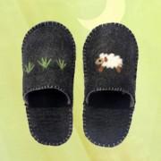 Sheep slipper