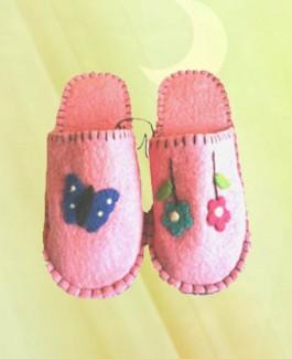 Butterfly slipper