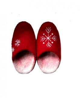Snow Flake slippers