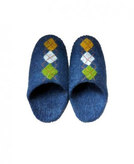Sweater Pattern slippers
